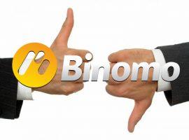 Свежие отзывы о работе брокера Биномо