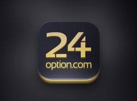 Регистрация на сайте и вход в личный кабинет брокера бинарных опционов 24Option