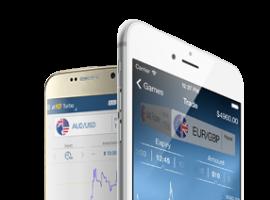 Мобильная версия торговой платформы брокера Олимп Трейд