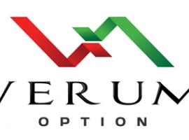 Обзор официального сайта брокера Verum Option