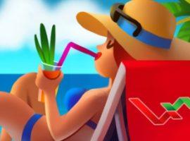 Как совместить приятное с полезным — отдых и заработок с Verum Option