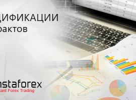 Контракты CFD на фьючерсы у брокера Instaforex