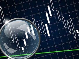 Использование живого графика в торговле бинарными опционами