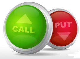 Описание опционов Call и Put