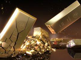 Мировой спрос на золото снизился до уровня 2009 года