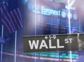Рост американских фондовых индексов в процессе торгов на этой неделе