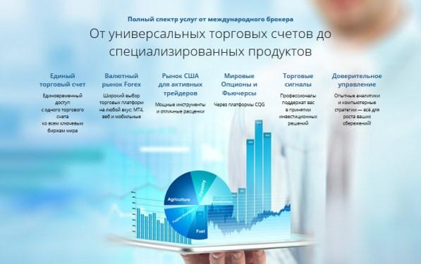 Брокерские услуги на рынке forex форекс экспо 2011