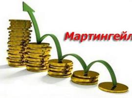 Описание стратегии торговли Мартингейла в бинарных опционах