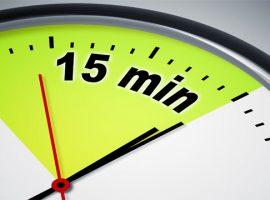 Описание стратегии для бинарных опционов 15 минут