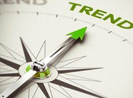 Особенности торговли по тренду для получения прибыли на бинарных опционах