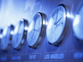 Выбор времени работы с бинарными опционами