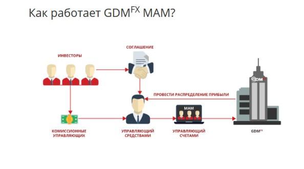GDMFX MAM