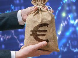Окончание консолидации валютной пары евро-доллар и ожидание сильного прорыва в ближайшее время