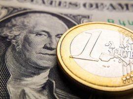 Как торговать бинарными опционами на Евро-Доллар